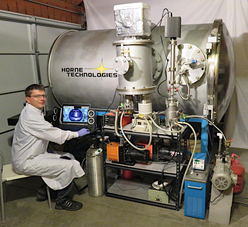 Horne Technologies Large Vacuum Chamber
